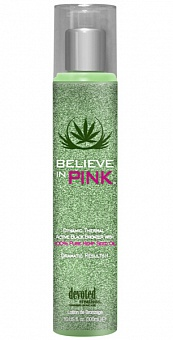 Блаш-крем для солярия Believe in Pink Hemp Stimulator™